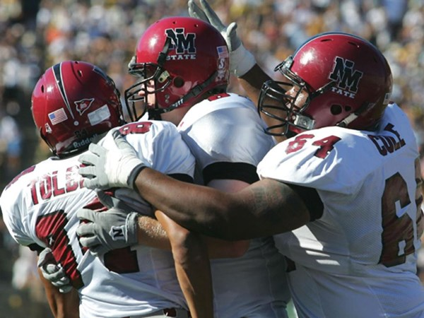 Aggies Announce 2005 Football Schedule Season Tickets On Sale March 28 New Mexico State University Athletics