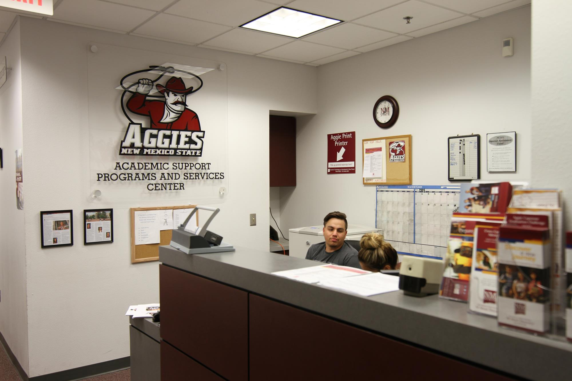 Academic Center Facilities New Mexico State University Athletics