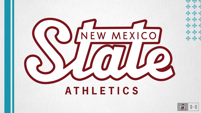 New Mexico State University Aggies School Mascot Pendant in Sterling Silver
